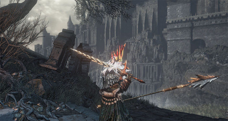Demon's Souls Weapons for DS3 - Mod Screenshot