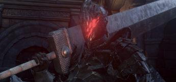Berserker Dark Armor Mod - Dark Souls 3