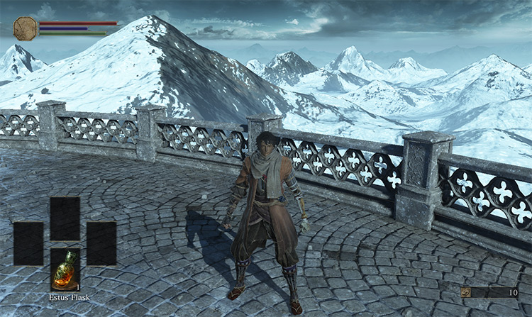 Armor From Sekiro Shadows Die Twice DS3 mod