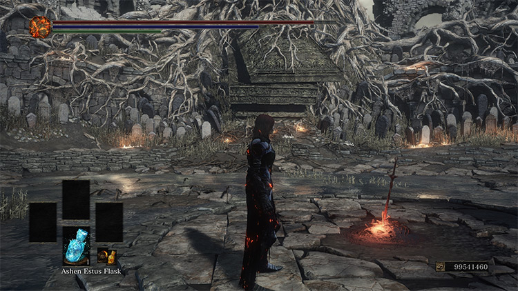 Armor of the Black Maiden for DS3