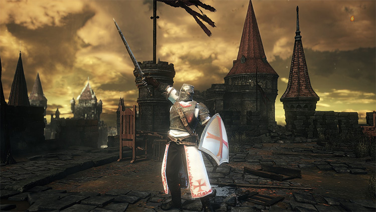 Templar Pack for DS3