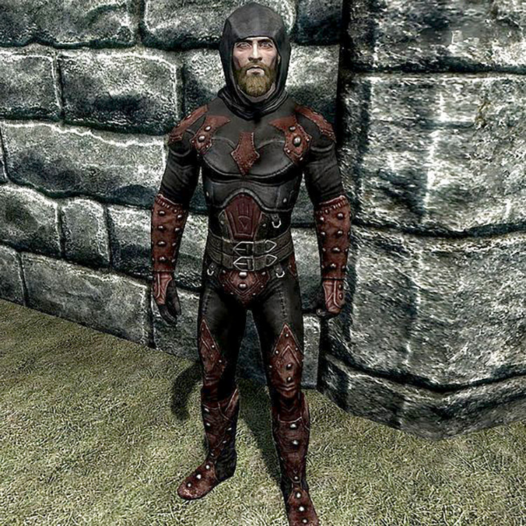 Ancient Shrouded Armor in Skyrim