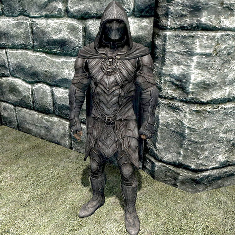 Nightingale Armor in Skyrim