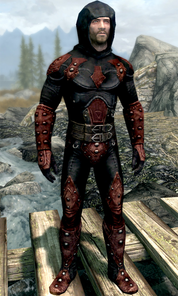 Dark Brotherhood Set in Skyrim