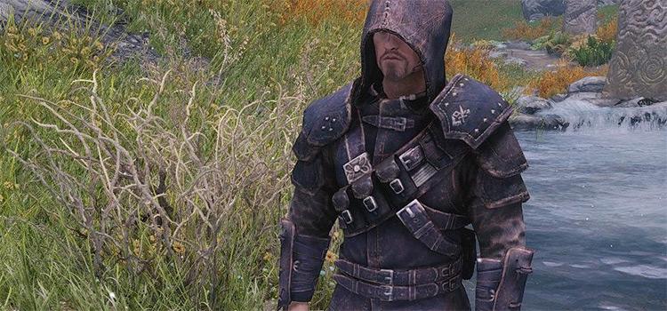 Thief character build screenshot - TES5 Skyrim