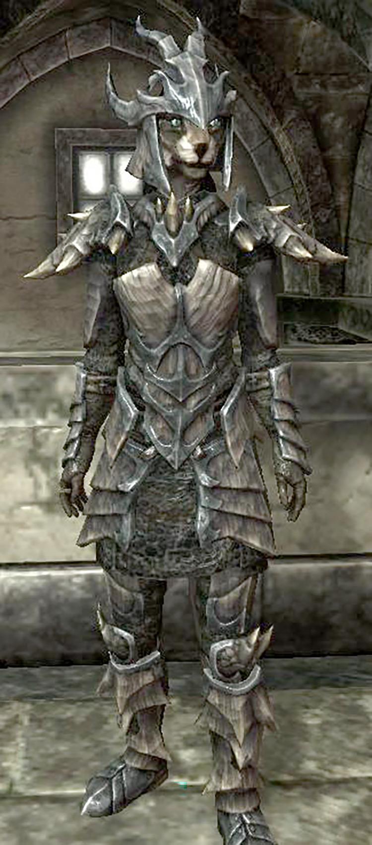 Dragonscale Armor Set in Skyrim