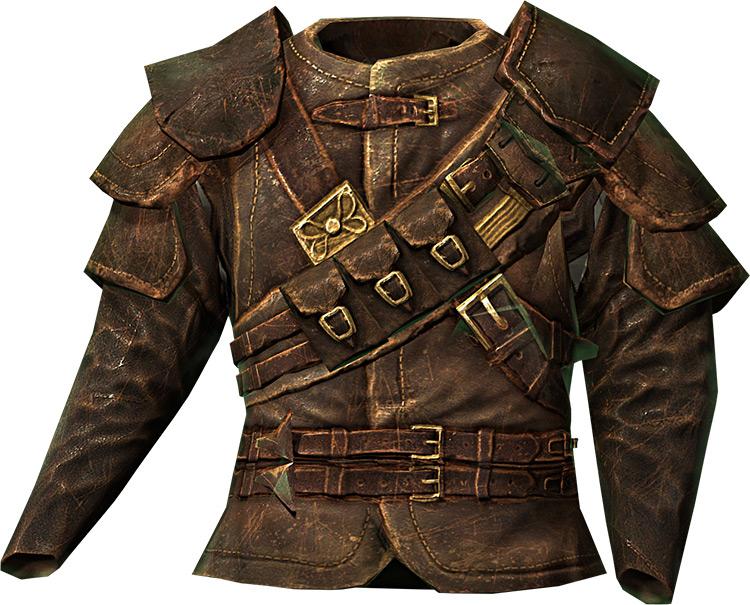 Thieves Guild Armor Skyrim