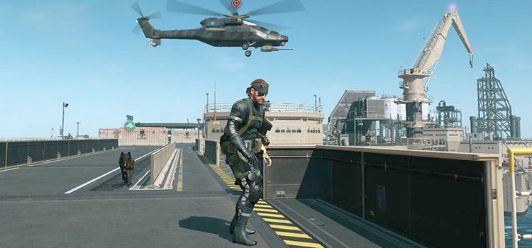 25 Best Metal Gear Solid V: Phantom Pain Mods To Check Out