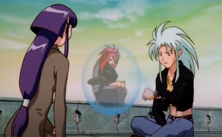 Tenchi Muyou! Anime screenshot