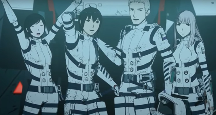 Knights of Sidonia Anime