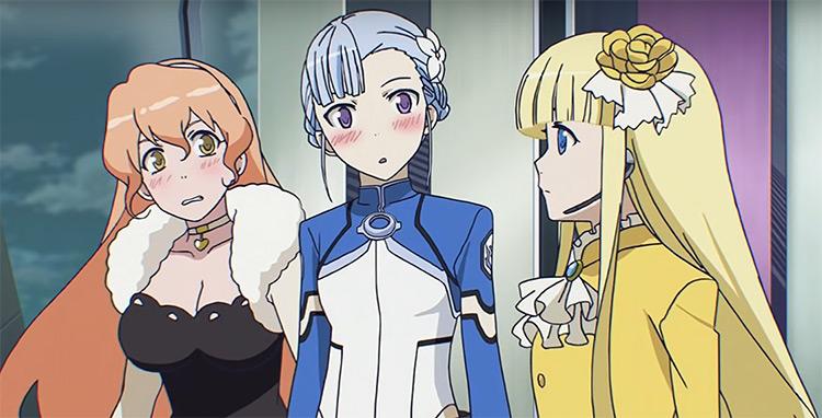 Rinne no Lagrange Anime screenshot