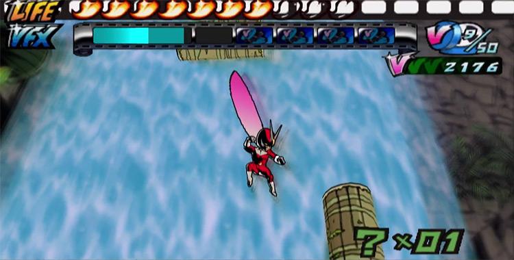 Viewtiful Joe 2 - PS2 screenshot