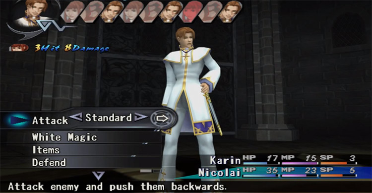 Shadow Hearts: Covenant for PS2