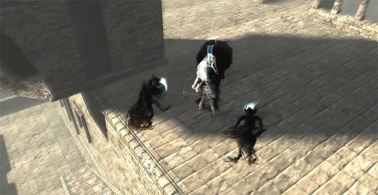 Ico 2001 PS2 screenshot