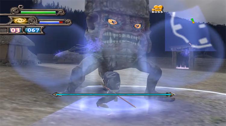 PS2 Blood Will Tell: Tezuka Osamu's Dororo
