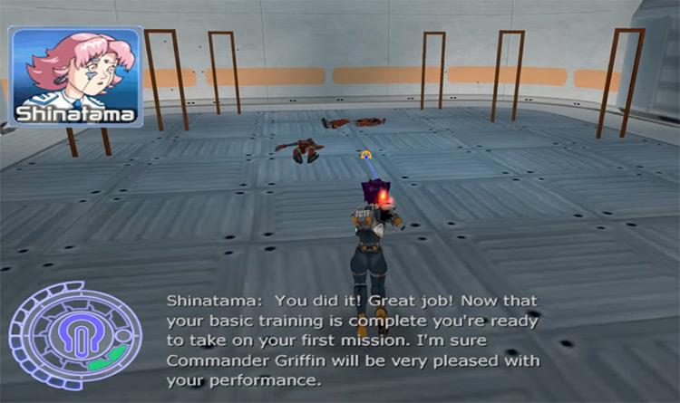 Oni Gamelay tutorial screenshot