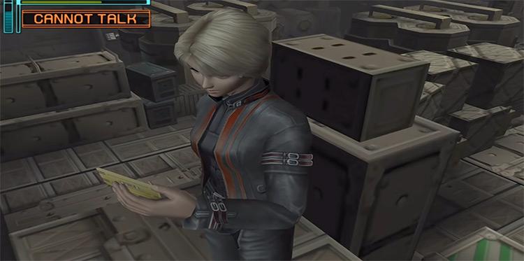 Lifeline PS2 screenshot