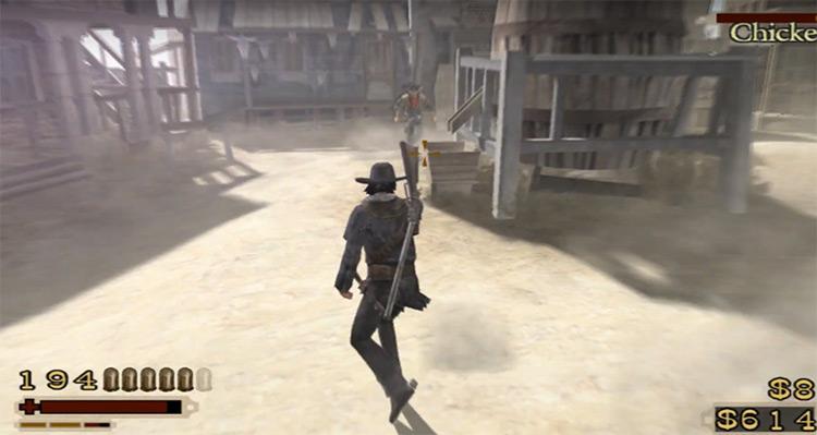 Red Dead Revolver screenshot