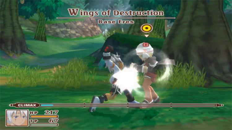 Tales of Legendia PS2 screenshot