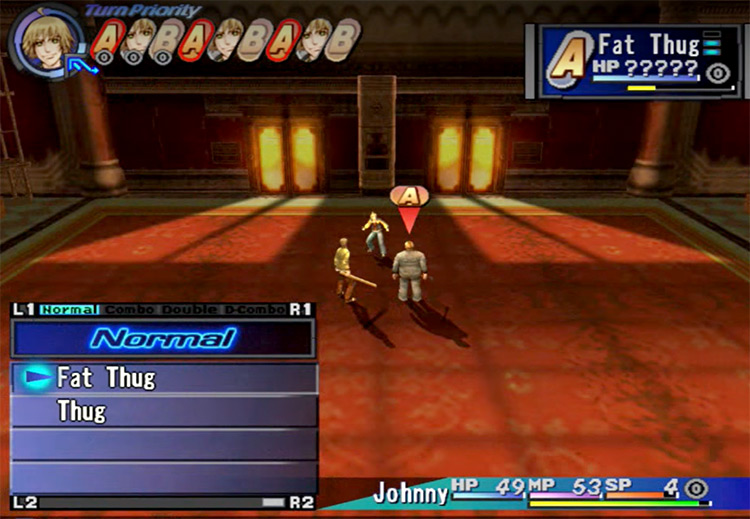 Shadow Hearts: From the New World PS2 screenshot