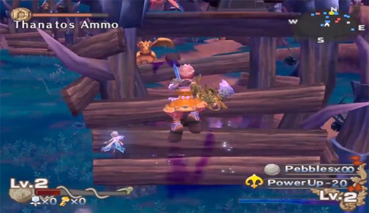Dawn of Mana screenshot
