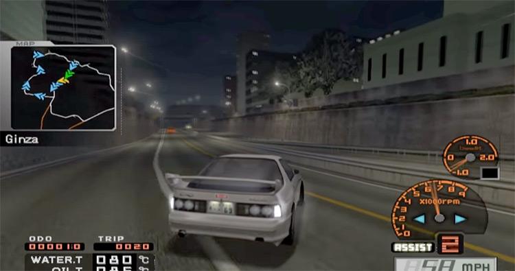 Tokyo Xtreme Racer 3 Game
