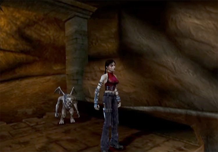 Primal - 2003 Game screenshot