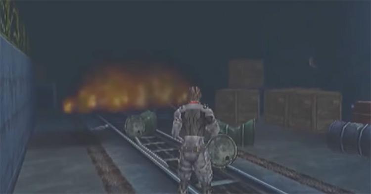Extermination - 2001 Game screenshot