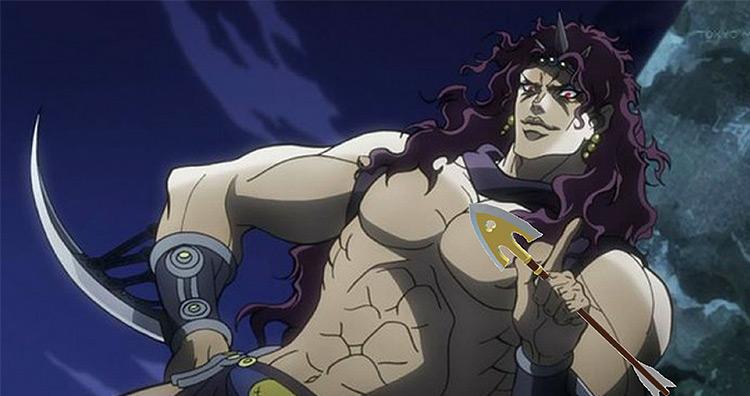 Kars JoJo's Bizarre Adventure anime screenshot