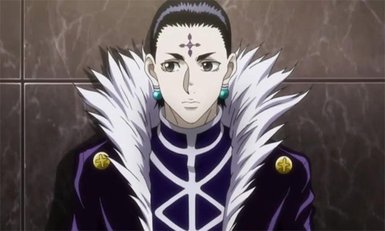 Chrollo Lucifer from Hunter x Hunter anime