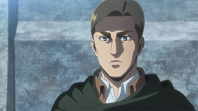 Erwin Smith from Attack on Titan