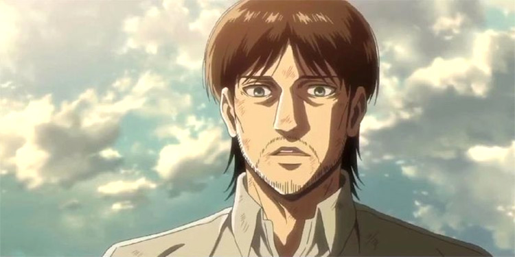 Grisha Yeager from Attack on Titan