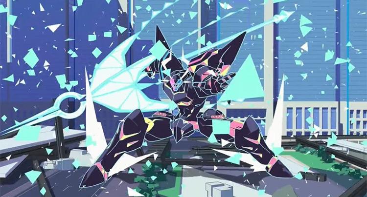 Promare anime by Studio Trigger