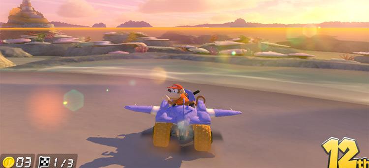Diddy Kong Official - Mario Kart 8 Mod