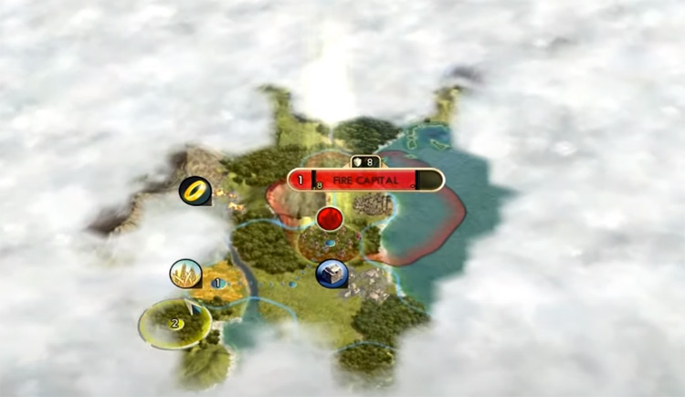 Avatar: The Last Airbender in Civ4