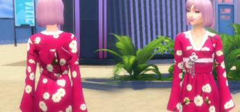 Best Sims 4 Kimono CC For Men & Women