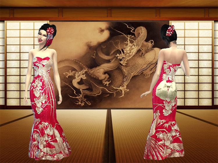 Dress Inspiration Kimono Multipack