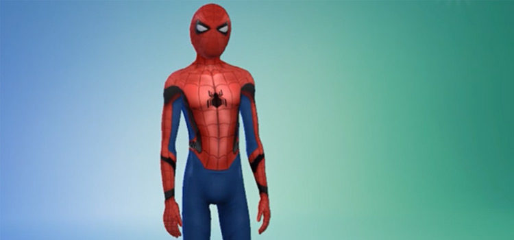 Spider-Man CC & Mods For Sims 4: The Ultimate List