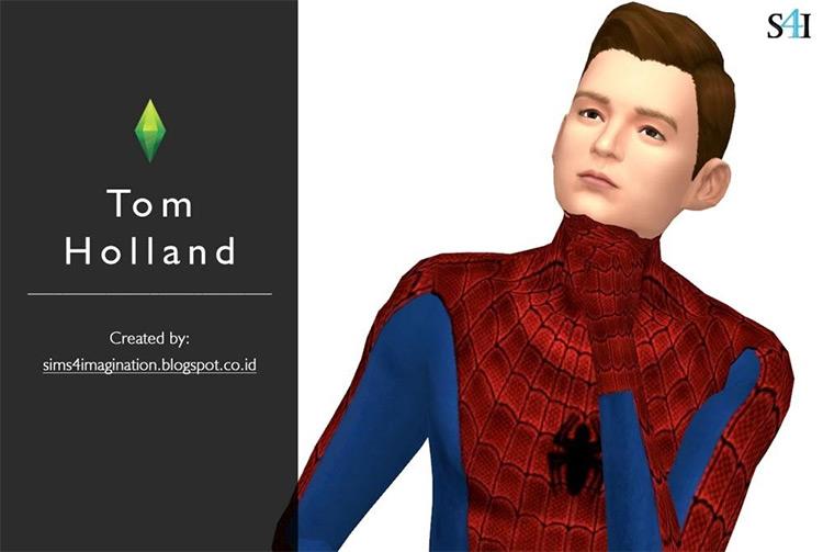 Tom Holland CAS TS4 CC