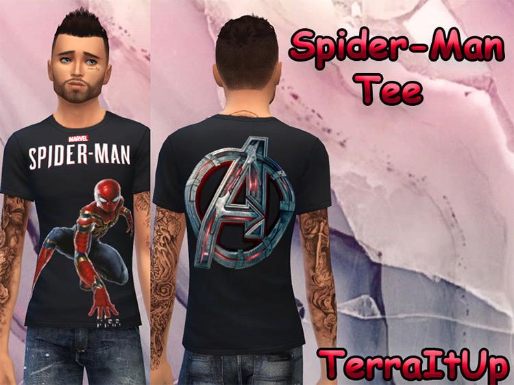 Spider-Man Tee TS4 CC