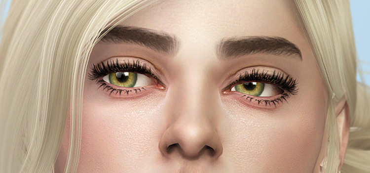 Anna Eyebrows - Sims 4 CC preview