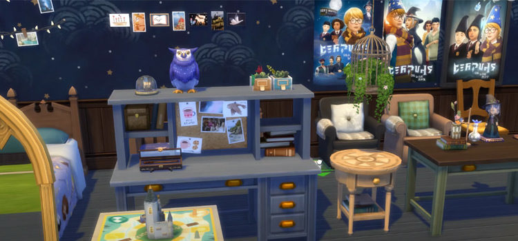 The Sims 4: Best Harry Potter Mods & CC Packs