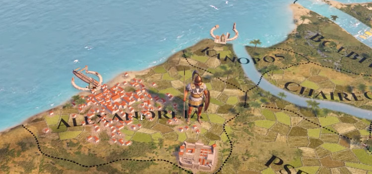 Imperator: Rome Grand Strategy Game - HD Screenshot