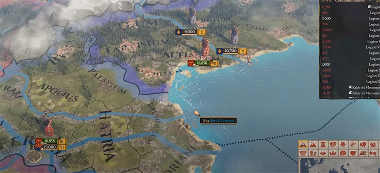 More Time - Imperator Rome Mod