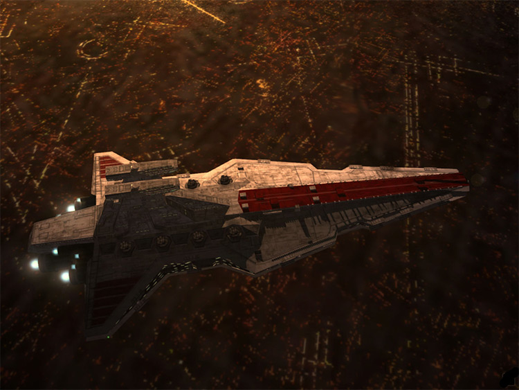 Star Wars: Warlords Mod for HW2