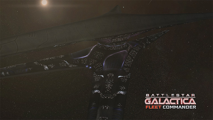 Battlestar Galactica: Fleet Commander for Homeworld2