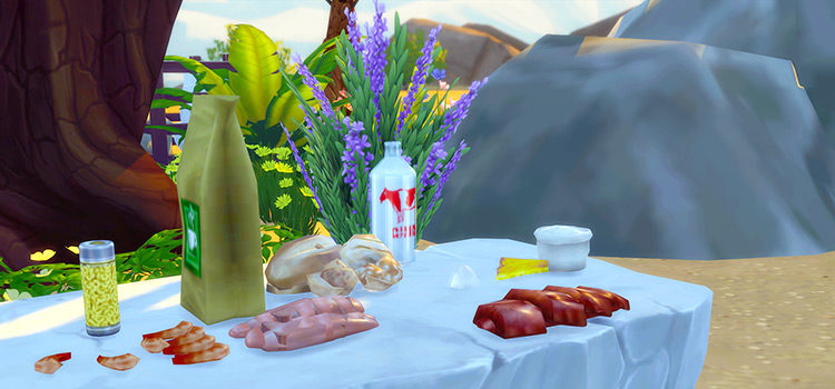 Best Sims 4 Food, Recipe & Cooking Mods (Free CC To Download)