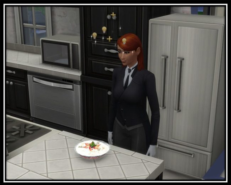 Ask to Cook/Bake/Grill/Mix Drink Sims 4 mod
