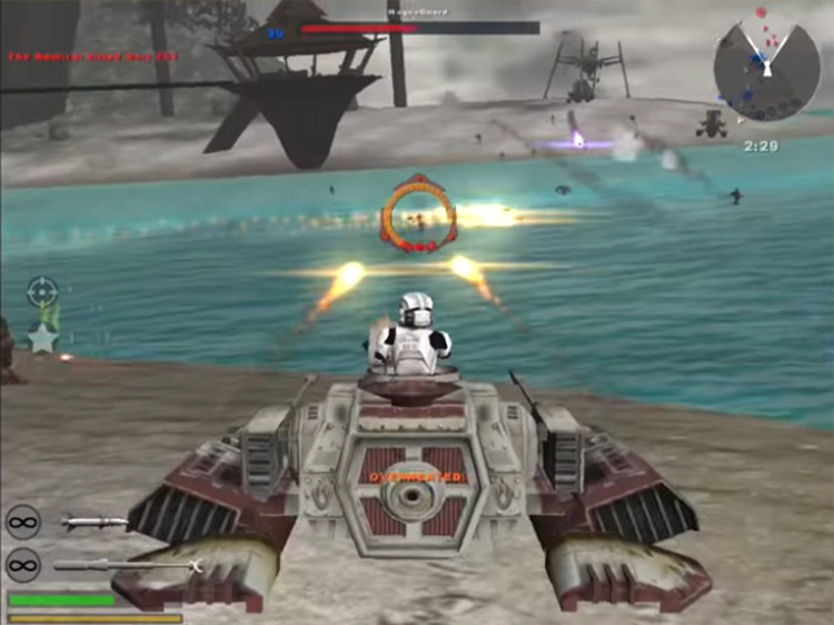 Star Wars: Battlefront II gameplay