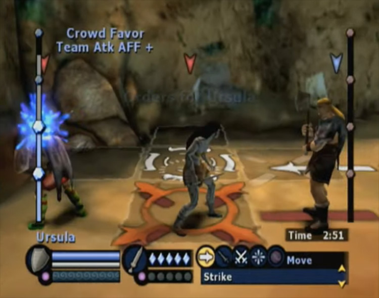 Gladius Lucasarts gameplay